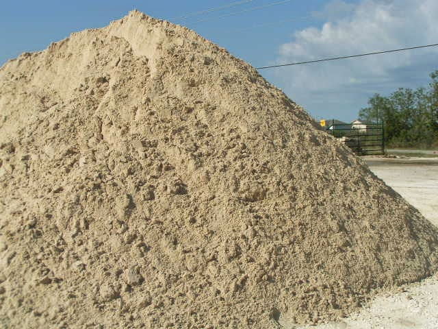 Wash Paster sand